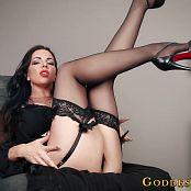 Goddess Alexandra Snow Point of No Return HD Video