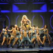 Britney spears Clumsy & Change Your Mind Live Sparkassenpark 4K UHD Video