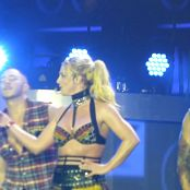 Britney Spears Clumsy & Change Your Mind Live Manchester UK HD Video