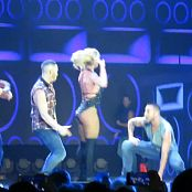 Britney Spears Clumsy Live 2018 HD Video