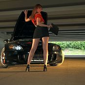 Jeny Smith Carwash HD Video