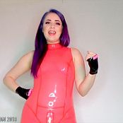 LatexBarbie Keyholding Instructions HD Video