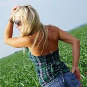 Madden Checkin The Crops Picture Set