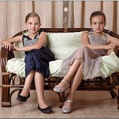 TeenModelingTV Alissa Glamour Girls Picture Set