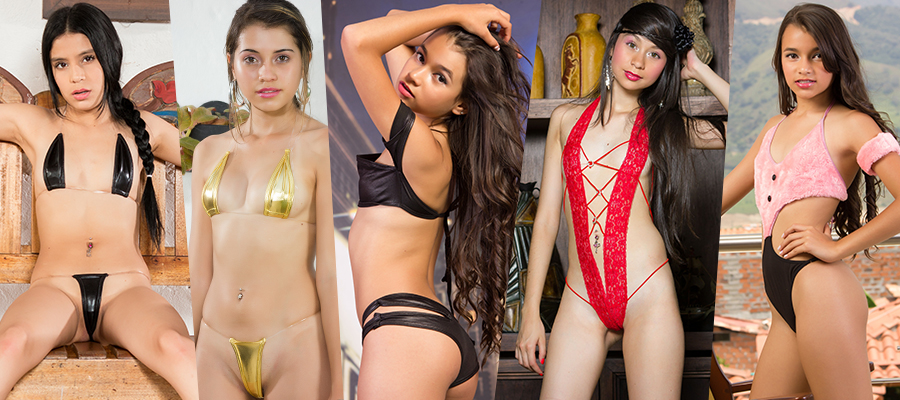 YoungFitnessModels Picture Sets & Videos Complete Siterip Part #1