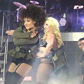 Britney Spears Work Bitch Live O2 HD Video