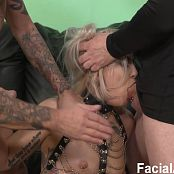 FacialAbuse Ass Kicking Received HD Video