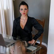 Goddess Kim Blackmailed Fantasy By the Boss HD Video