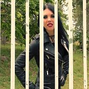 Goddess Kim Caged & Enslaved HD Video