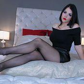 Goddess Kim Pantyhose Addiction HD Video
