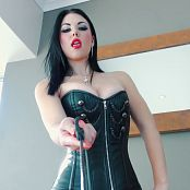 Goddess Kim You My Permanent Caged Boot Slave HD Video