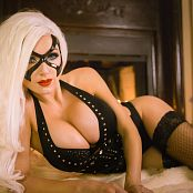 Jessica Nigri Gum Blackcat HQ Picture Set