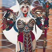 Jessica Nigri Sally Whitemane Picture Set