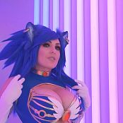 Jessica Nigri Sonic HD Video