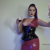 LatexBarbie Selfie Session HD Video