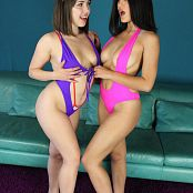 Teenikini Kendra Spade & Jenna Stavia Bunnies Picture Set & HD Video 083