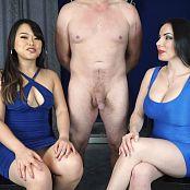 AstroDomina & Alexandra Snow Neighborhood Cuckold Slut HD Video