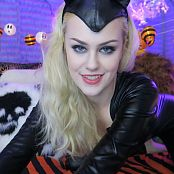 Clara Kitty Catwoman Ties You Up & Teases You HD Video