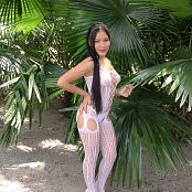 Susana Medina White Bodysuit TCG 4K UHD & HD Video 016
