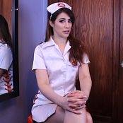 Brookelynne Briar Nurse Briar Teaches You How To Eat Your Cum HD Video