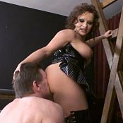 Katja Kassin Latex Dominatrix Ass Worship HD Video