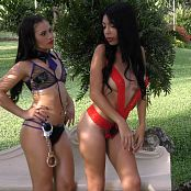 Kim Martinez & Samantha Gil Garden Dance Group 17 TCG 4K UHD & HD Video 017