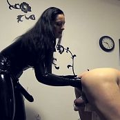 Mistress Ezada Sinn Hard Fucking Her Slave With Big Black Strap On HD Video