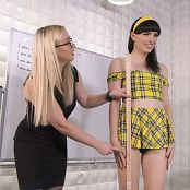 Natalie Mars Slut School HD Video