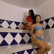 Samantha Gil & Kim Martinez Turkish Bath Group 15 TCG 4K UHD & HD Video 015
