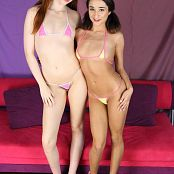 Teenikini Isabella Nice & Maya Kendrick Friends Having Fun Picture Set & HD Video 088