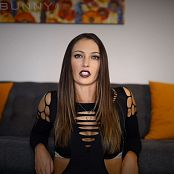 Bratty Bunny Stroke It Encouragement HD Video