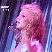 Britney Spears Oops I Did It AGain Tour Live RIR Brazil 1080p Upscale HD Video