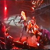 Britney Spears The Onyx Hotel Tour Live Milan Angle 2 1080p Upscale HD Video