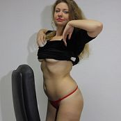Fiona Model Striptease HD Video 159