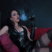 Young Goddess Kim Welcome To Smoke Slavery HD Video