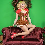 Angie Griffin Christmas Fun Picture Set