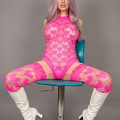 Bailey Jay Pink & Grey Picture Set