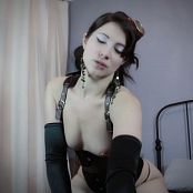 Brookelynne Briar Steampunk Striptease HD Video