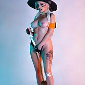 Darshelle Stevens Sports Witch Picture Set