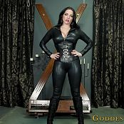 Goddess Alexandra Snow Genuflect Before Your Goddess HD Video