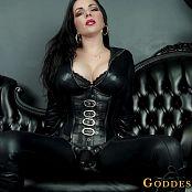 Goddess Alexandra Snow Prepare For a Throat Full Of Cum HD Video