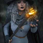 Jessica Nigri Gandalf The Uh Okay Picture Set