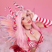 Jessica Nigri Peppermint Fairy Picture Set