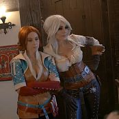 Jessica Nigri & Meg Turney Witcher Duo HD Video
