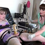 Natalie Mars & Ella Hollywood Natalies Milking Clinic HD Video