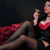 Young Goddess Kim Smoking Seductress HD Video