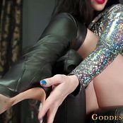 Alexandra Snow Boot Slave 교육용 HD 비디오