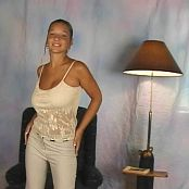 Christina Model Just Casual Wear Video