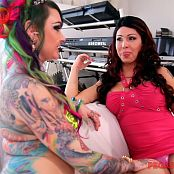 Vandal Vyxen & Danika Dreamz Fuck HD Video