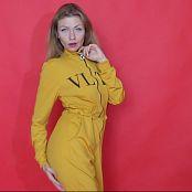 Fiona Model Striptease HD Video 163